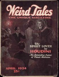 Weird Tales (April 1924)