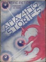 Amazing Stories (February 1933)