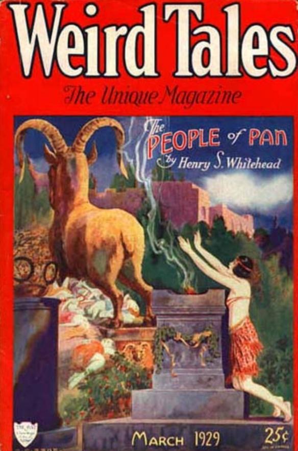 Weird Tales (March 1929)