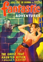 Fantastic Adventures (December 1942)